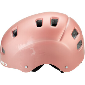 KED Risco Helmet rose matt star
